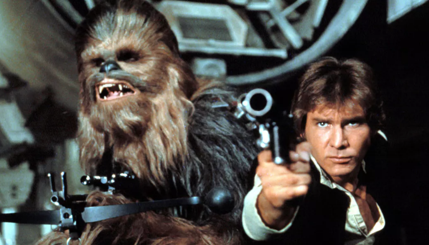 "Harrison Ford pays his respects to Peter Mayhew: ""He invested his soul in the character"""
