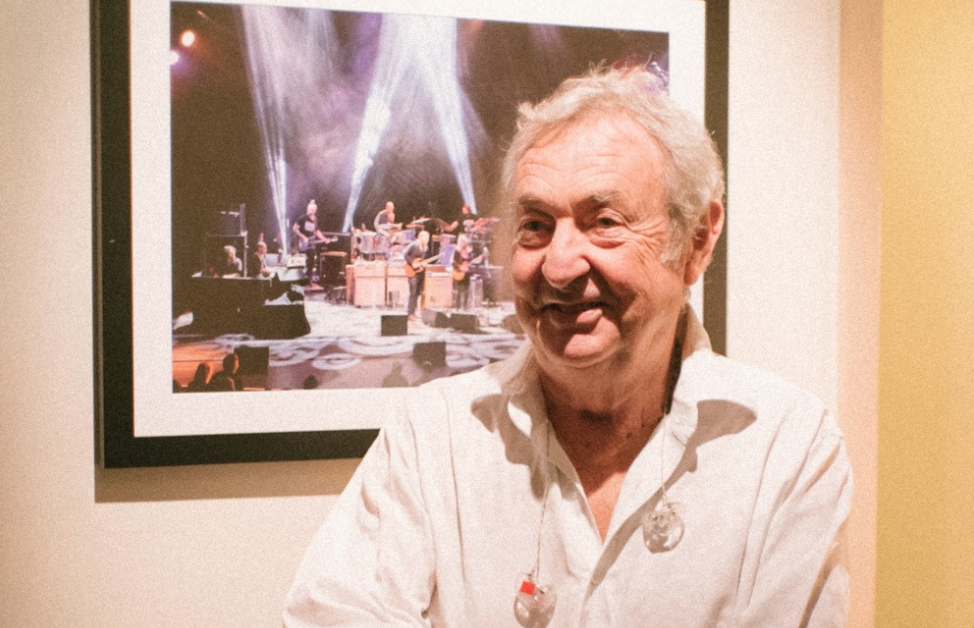 Pink Floyd's Nick Mason awarded CBE for five decades of music