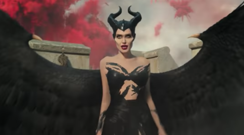 First Trailer For Maleficent Mistress Of Evil Pits Angelina