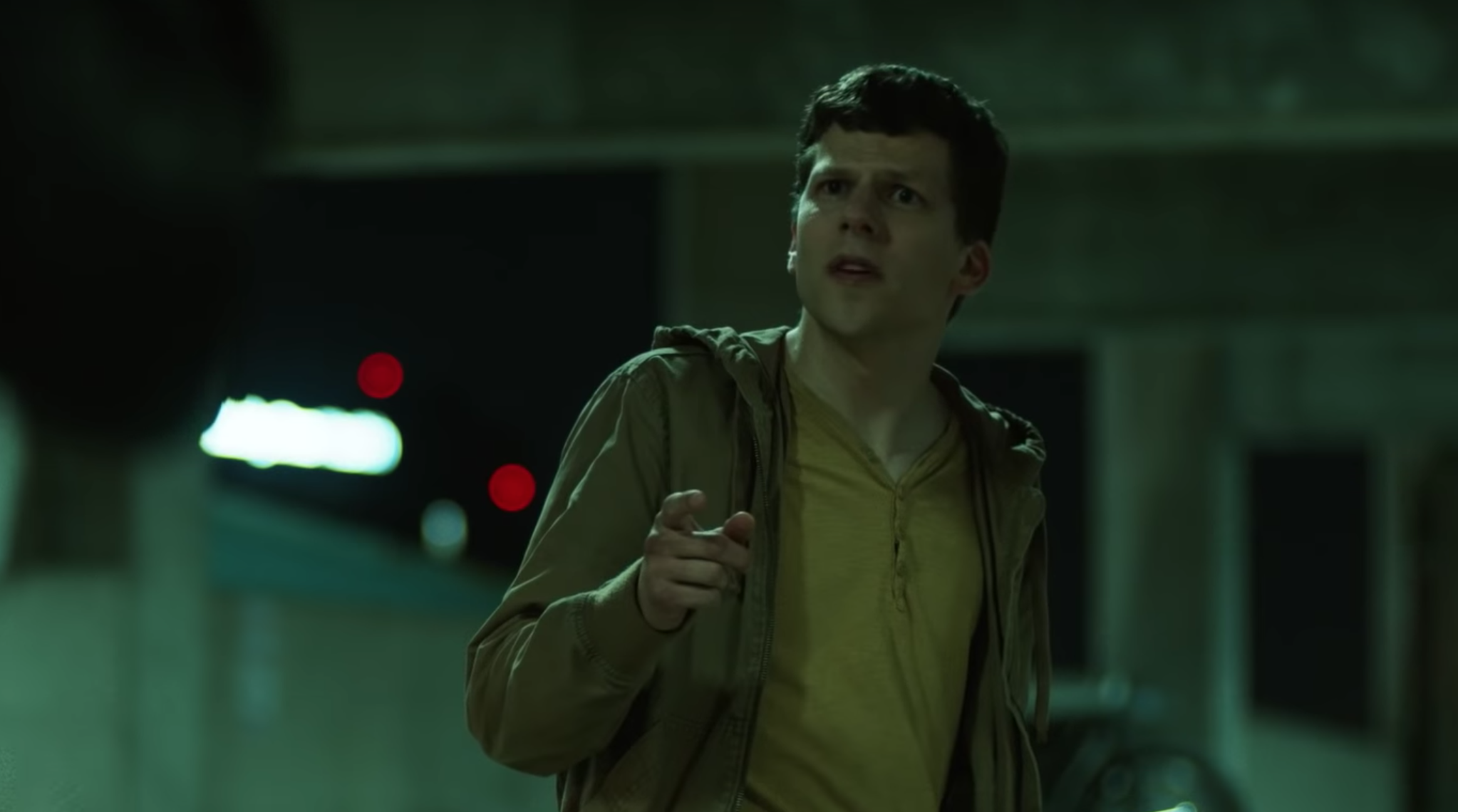 Jesse Eisenberg learns the power of heavy metal and The Art of Self-Defense in first trailer: Watch