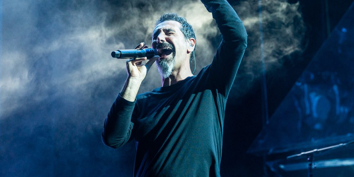 System of a Down's Serj Tankian sings Game of Thrones track