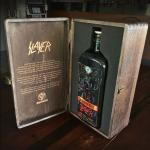 Slayer Custom Jagermeister Bottle