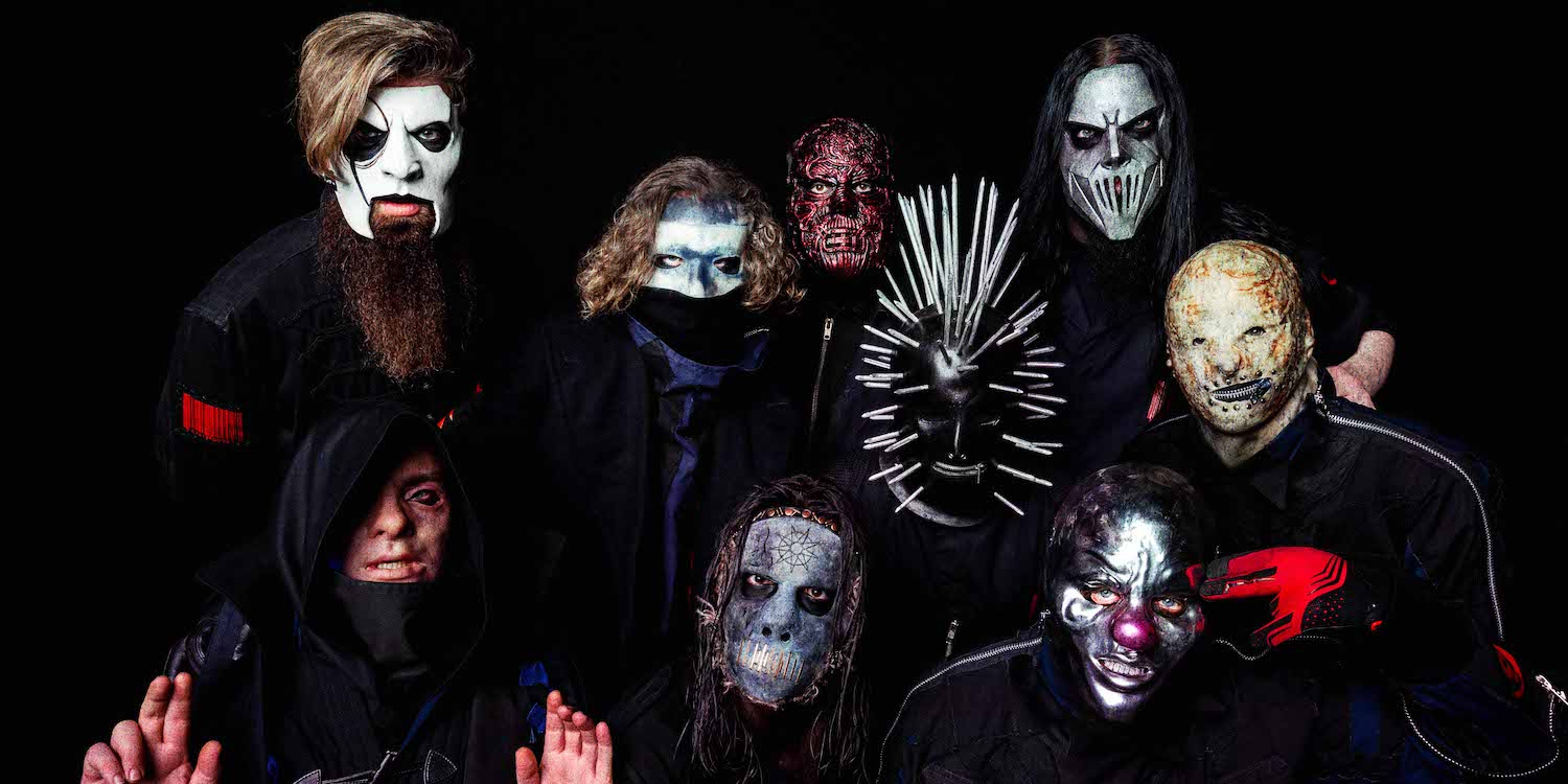 Slipknot Share Snippet of New Song off Upcoming Album: Stream