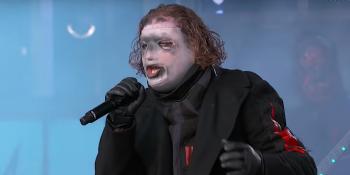 Slipknot's Corey Taylor on Jimmy Kimmel Live