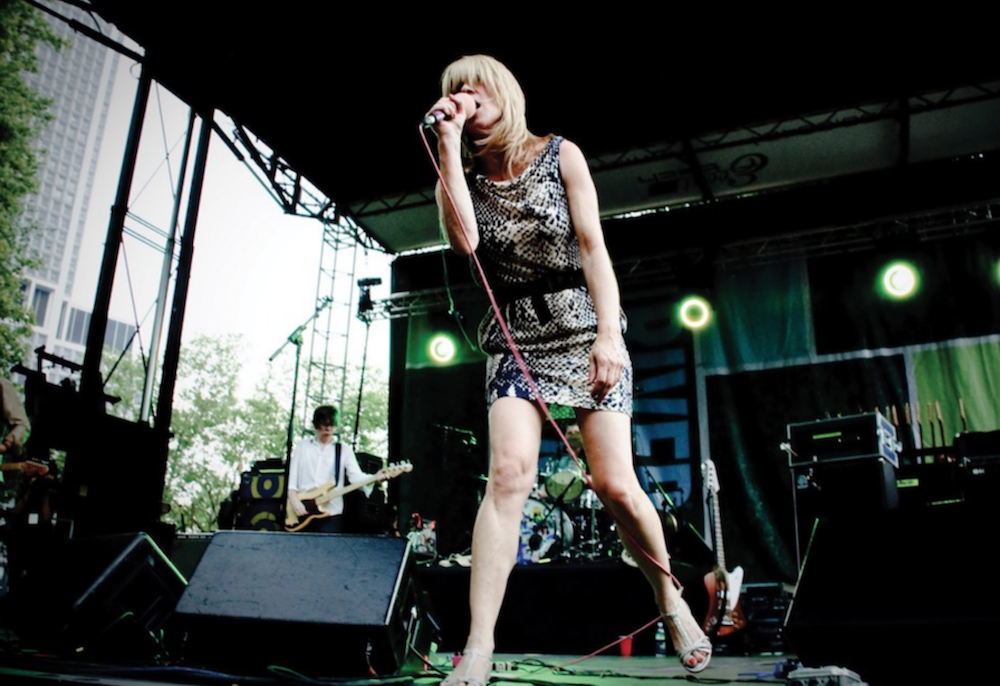 Sonic Youth Announce Live LP Battery Park, NYC: July 4