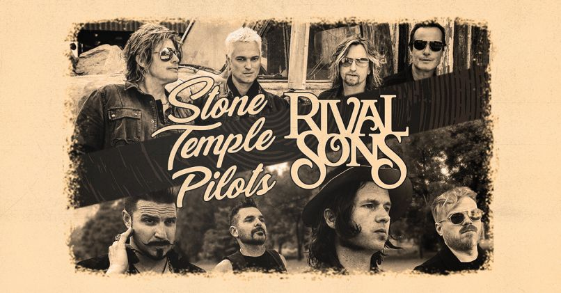 Toyota Of New Orleans >> Stone Temple Pilots and Rival Sons announce co-headlining ...
