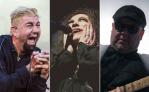 Deftones (Philip Cosores), The Cure (Debi Del Grande), Pixies (Johnny Perilla)