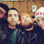 The Distillers summer fall 2019 North American Tour Dates