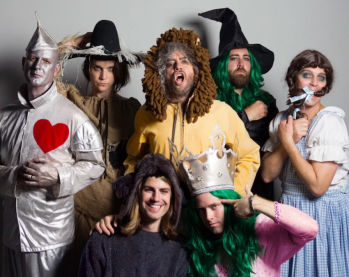 "The Flaming Lips ""Giant Baby"" Stream, photo by George Salisbury"