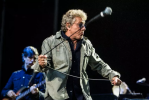 Roger Daltrey The Who's Tommy Orchestral, photo by Philip Cosores