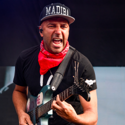 Tom Morello at 2019 Sonic Temple Festival