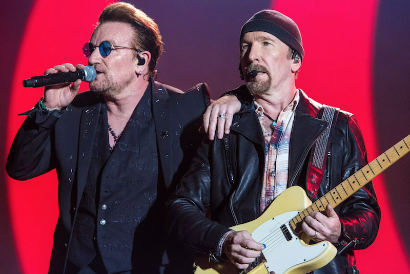 U2 Relaunches Joshua Tree Tour with New Tour Dates | Music