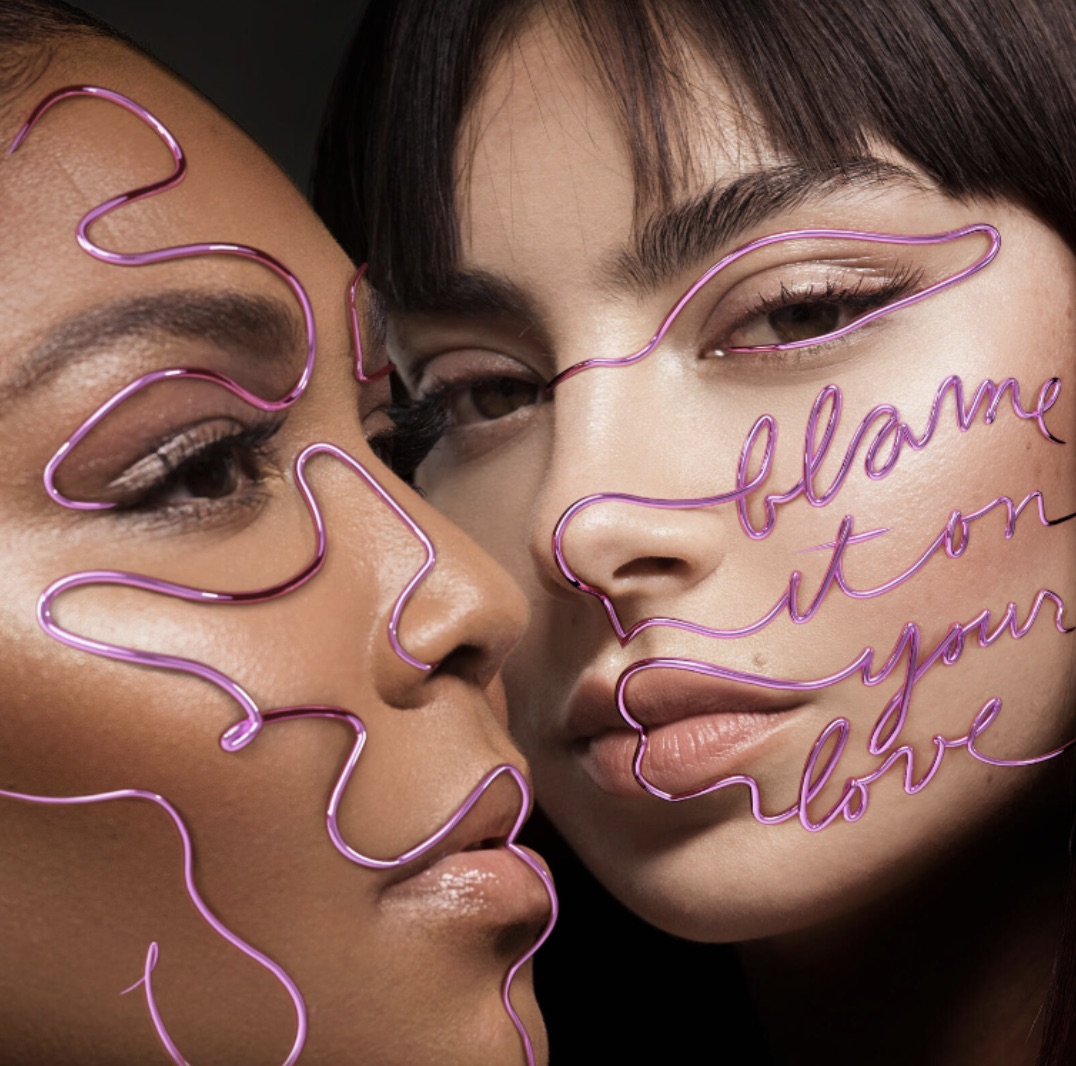 blame it on your love charli xcx lizzo