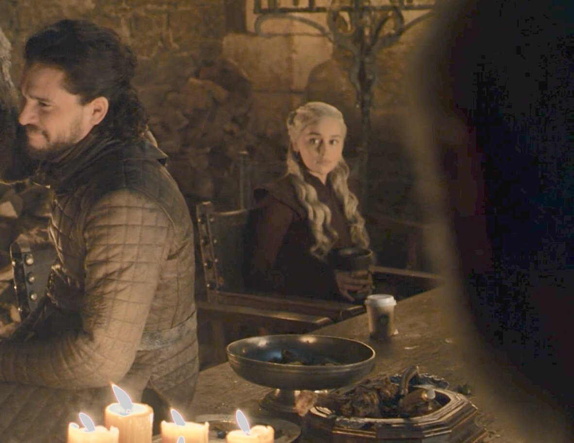 Starbucks made a cameo on last night's Game of Thrones and fans are drinking it up: Watch