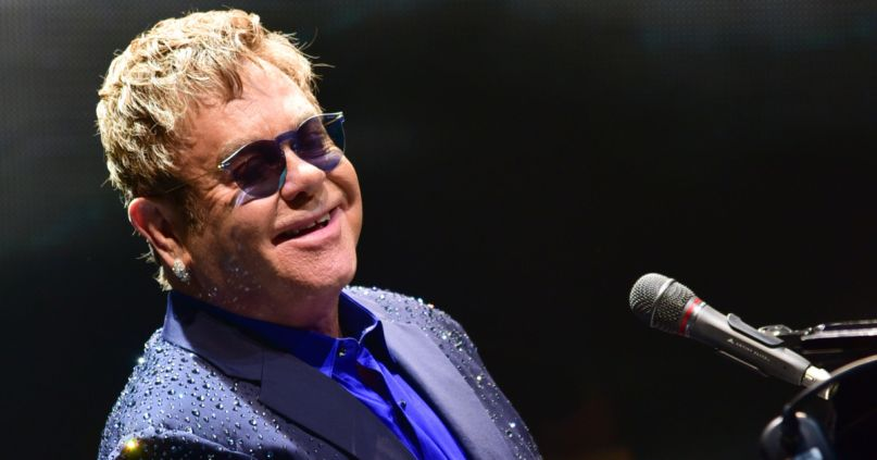 Elton John Brexit Politics UK Britain Politics