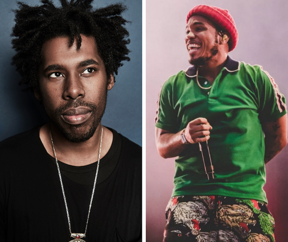 Flipboard Flying Lotus Links With Anderson Paak For New