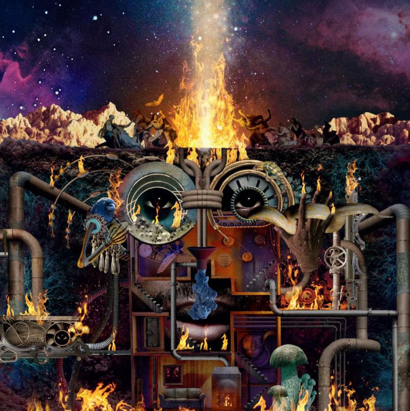 flying lotus flamagra artwork album Top 50 Songs of 2019