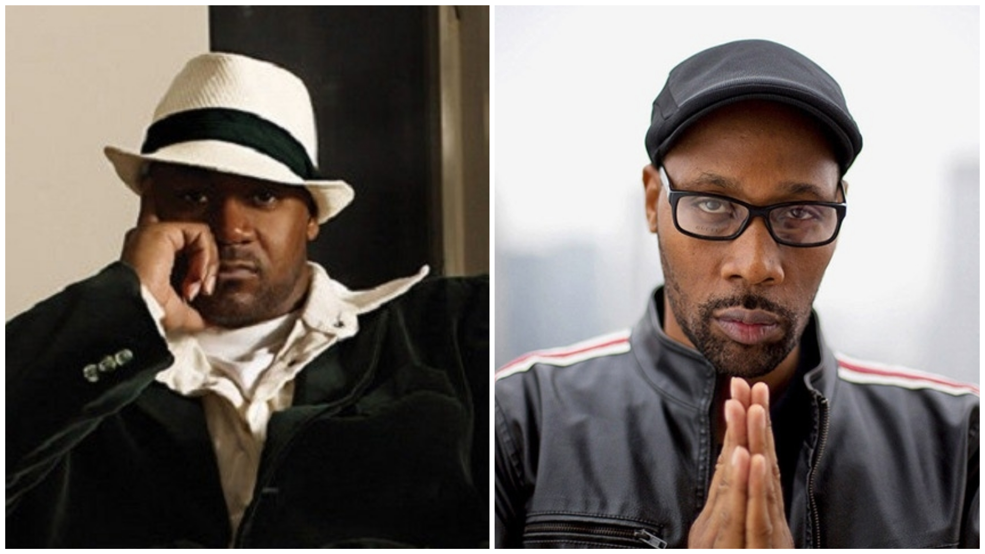 "Ghostface Killah and RZA - ""On That Sht Again"""