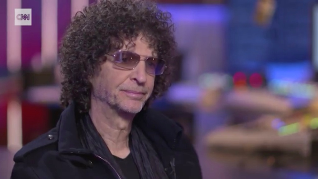 "Howard Stern Has ""No Doubt"" Trump's Campaign Was A ""Publicity Stunt"""