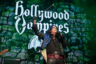 The Hollywood Vampires at the Warfield Theatre