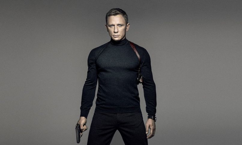 james bond daniel craig ankle surgery bond 25 injury
