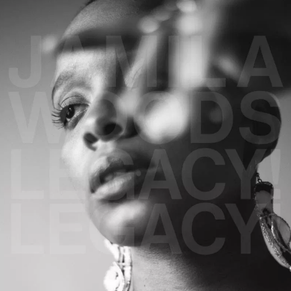 jamila woods legacy legacy album release stream artwork Jamila Woods reveals new album LEGACY! LEGACY!: Stream