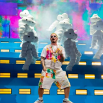 J Balvin Arcoiris Tour dates tickets north america concert