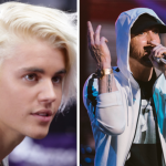 Justin Bieber Eminem diss new generation rap controversy beef
