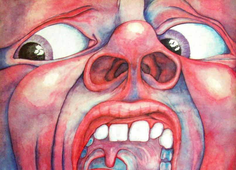 King Crimson In the Court of the Crimson King 50th Anniversary Deluxe Box Set Stream