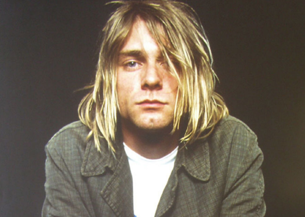 Used Kurt Cobain paper pizza plate sells for $23,000