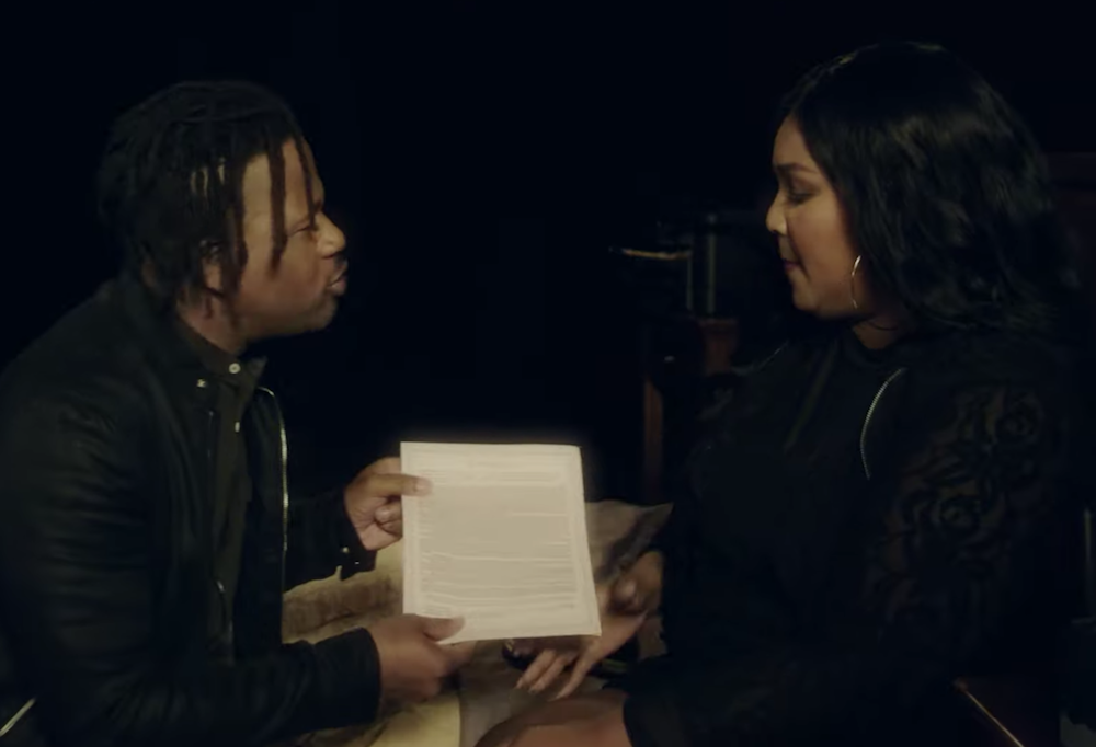 """Open Mike Eagle asks Lizzo for """"Extra Consent"""" on new song and video: Watch"""