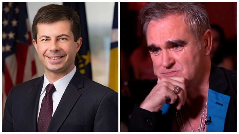 mayor pete buttigieg morrissey tonight show jimmy fallon