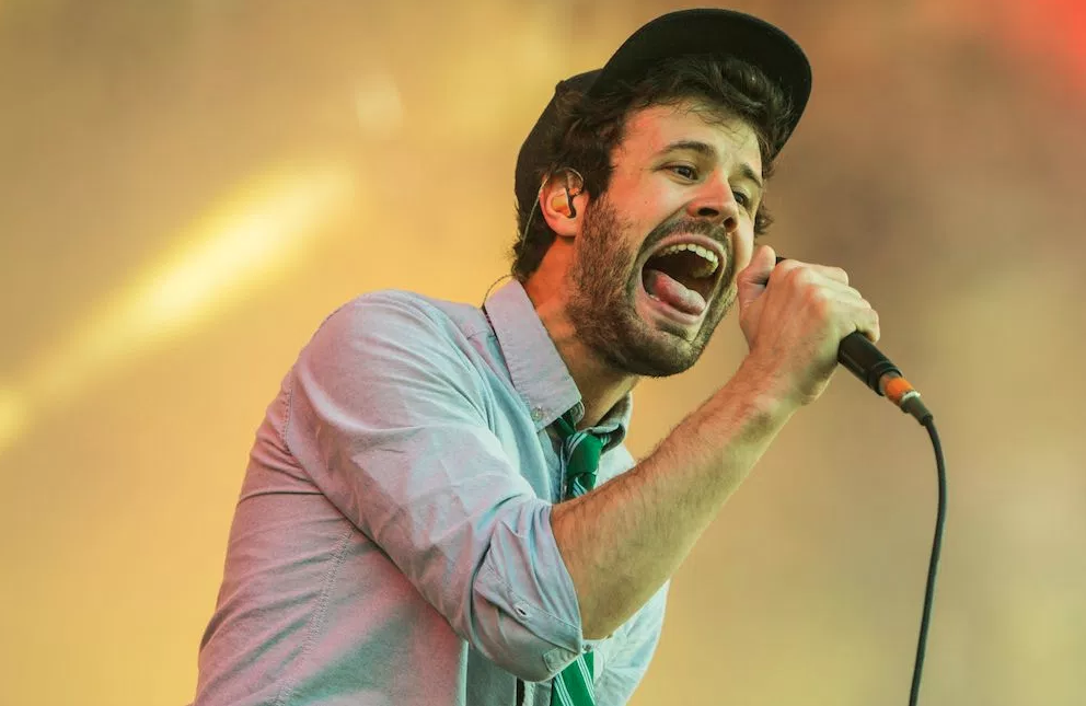 """Passion Pit and Galantis collaborate on new single """"I FOUND U"""": Stream"""
