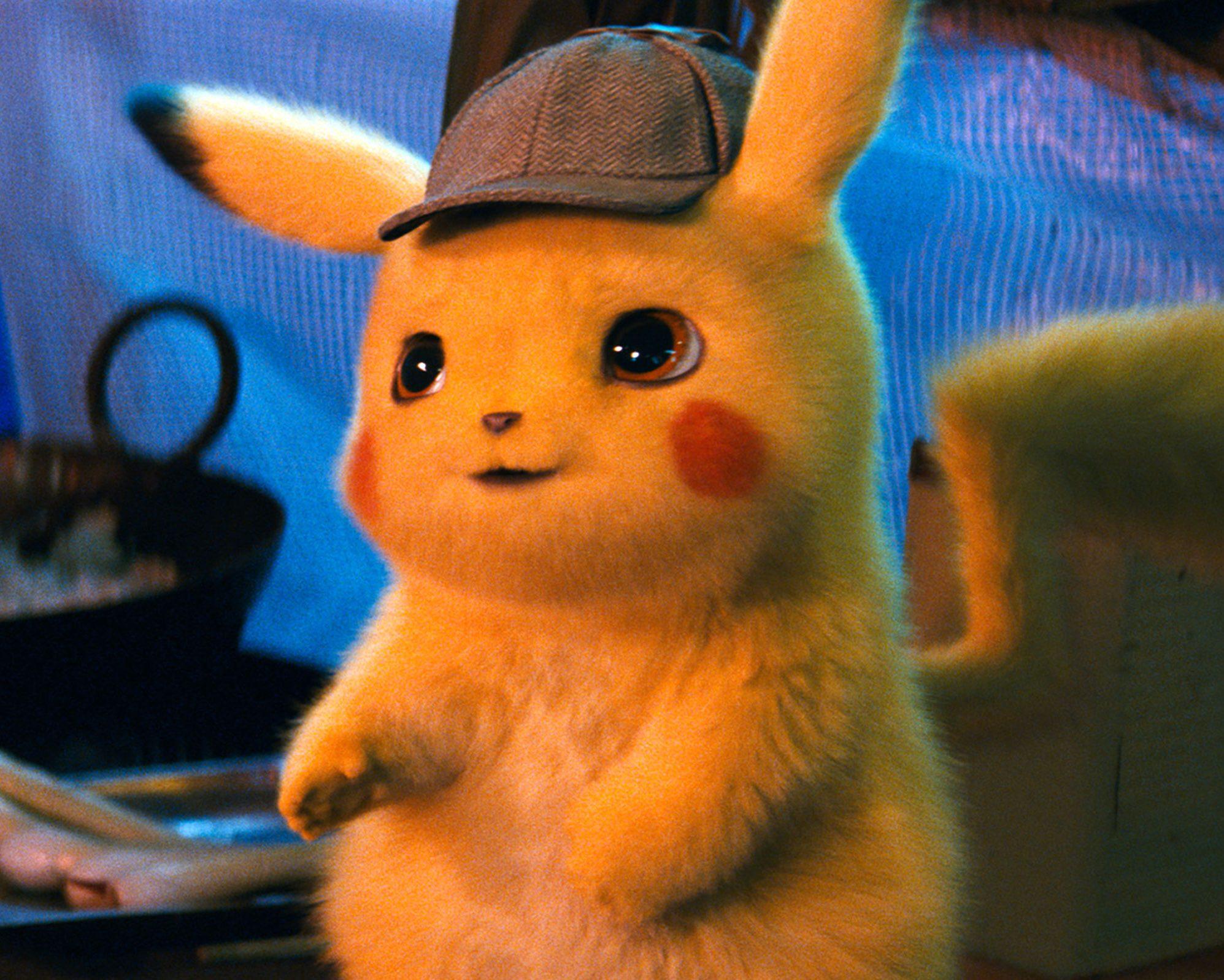 Finnkino Detective Pikachu