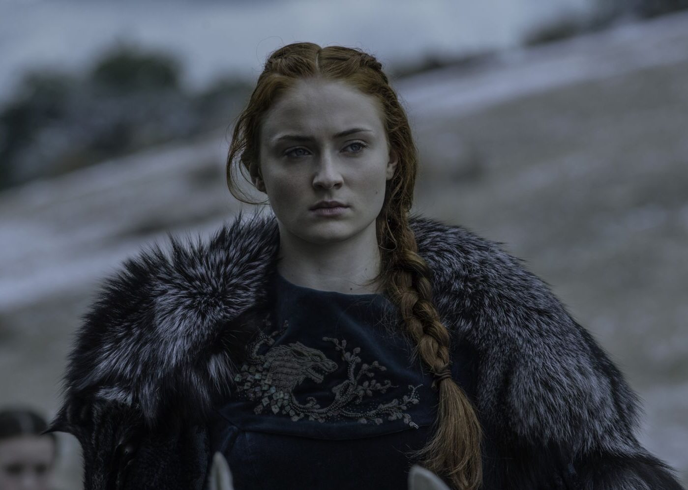 sansa stark game of thrones sophie turner hbo series
