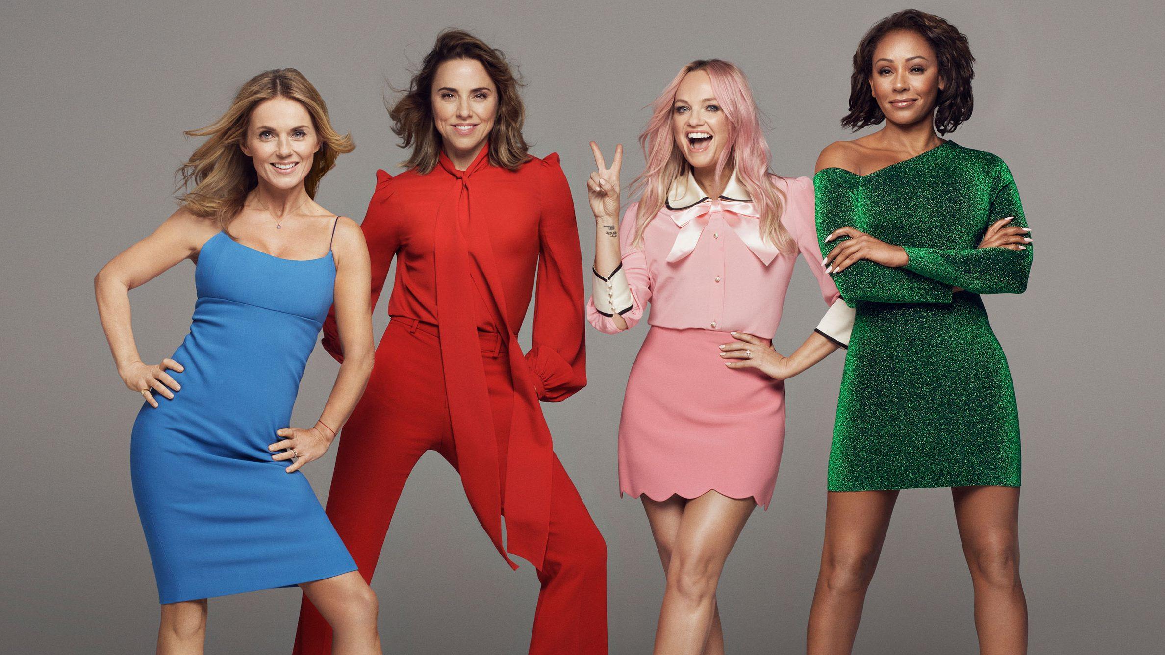 Spice Girls 2019 Reunion Press Photo