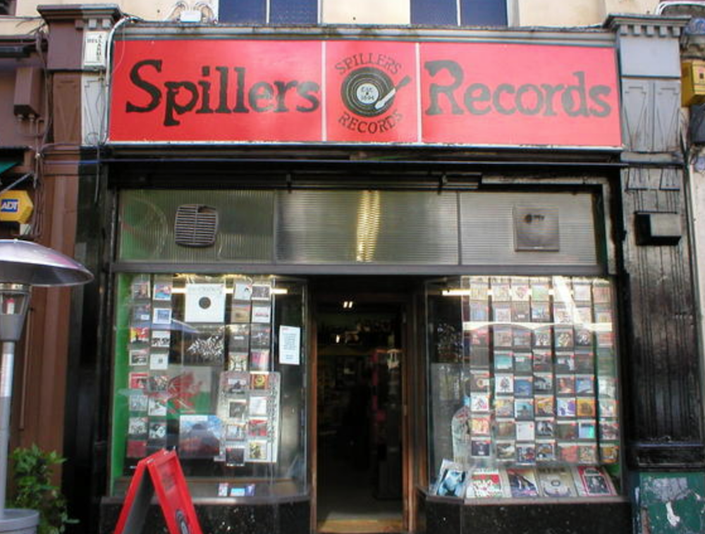 spillers records store bans morrissey Worlds oldest record store bans Morrisseys music