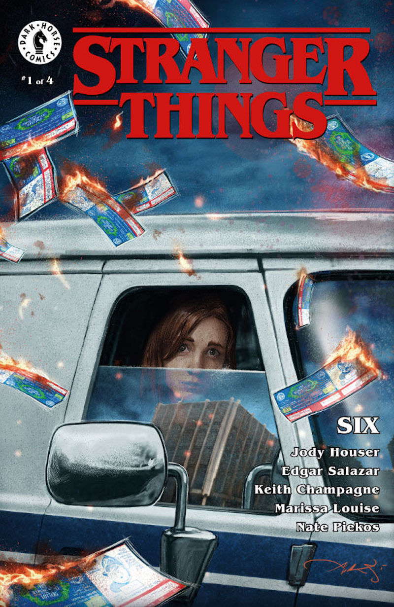 stranger things six comic book prequel series First ever Stranger Things prequel comic series introduces new psychic teen: Watch trailer