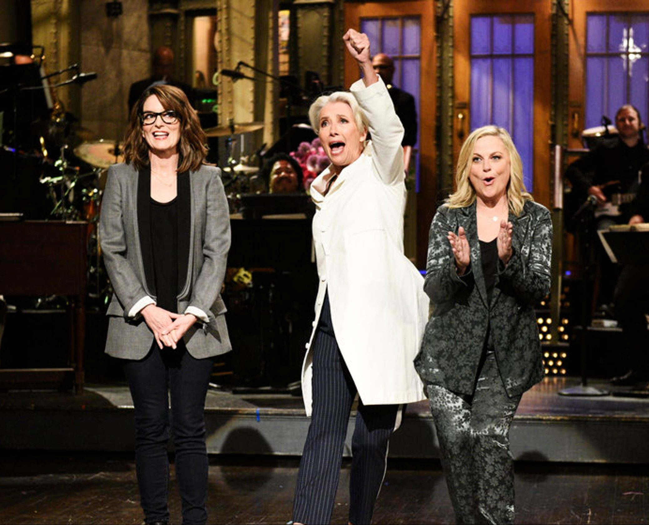 saturday night live emma thompson host nbc