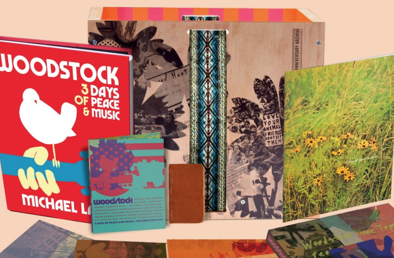 woodstock back to the garden 50th anniversary box set