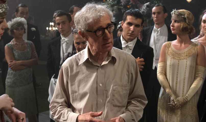 Woody Allen, Rainy Day in New York, Italy Release