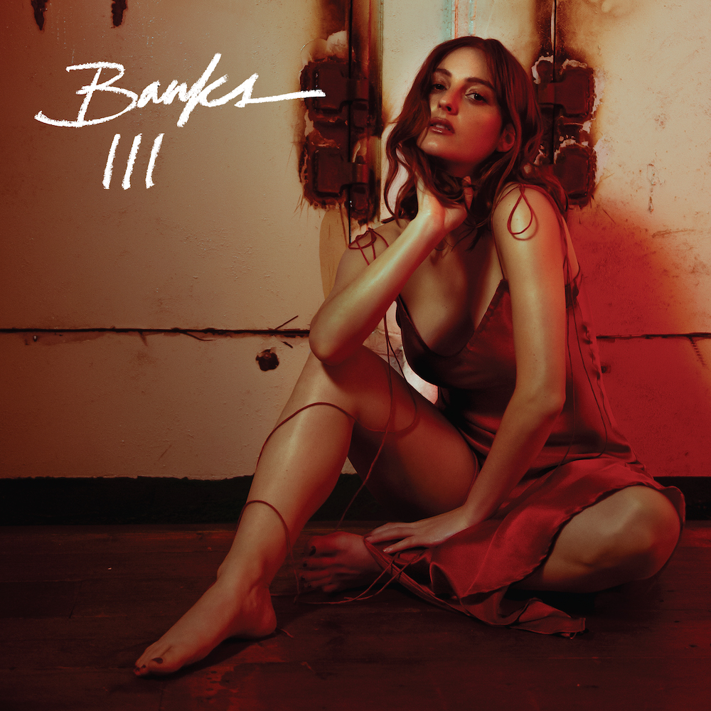 BANKS III Album Cover artwork