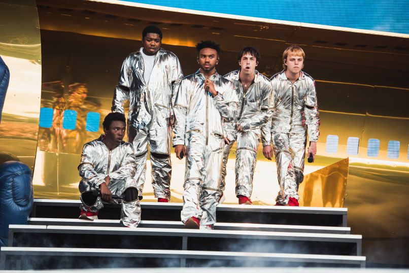BROCKHAMPTON Governors Ball 2019 Ben Kaye-3