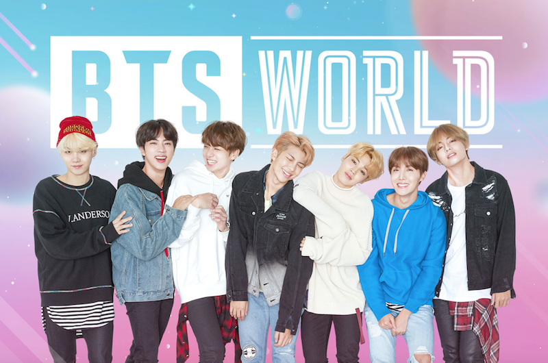BTS World Mobile Video Game Launched | Music News