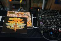 Baroness x Revolver gallery show in Brooklyn