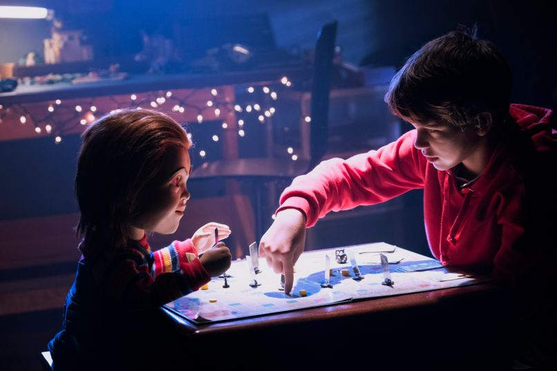 Bear McCeary Child's Play THeme Song Origins Mark Hamill