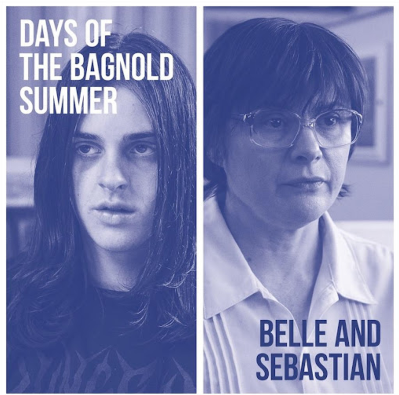 Belle and Sebastian Days of the Bagnold Summer soundtrack album cover artwork
