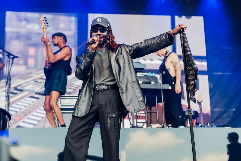 Blood Orange Governors Ball Music Festival 2019 Ben Kaye