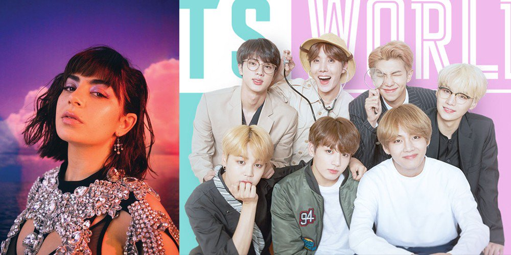 """BTS and Charli XCX join forces on """"Dream Glow"""": Stream"""