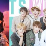 Charli XCX with BTS